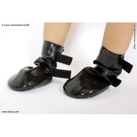 Chaussons latex